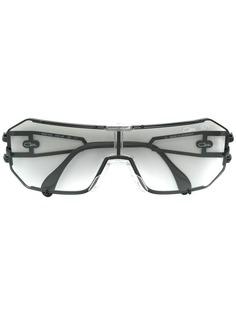 массивные солнцезащитные очки Cazal