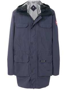 водоотталкивающая куртка с капюшоном Canada Goose