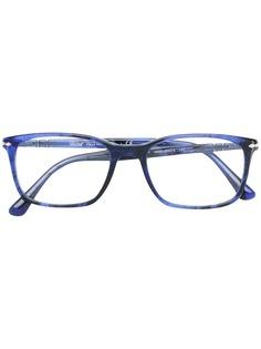 очки в оправе прямоугольной формы Persol