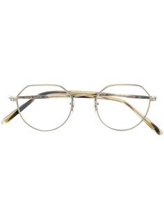массивные очки Oliver Peoples