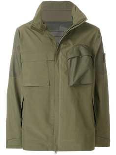 свободная куртка в стиле милитари Stone Island