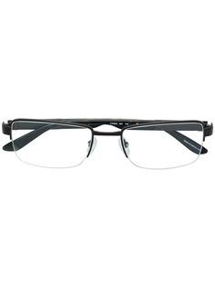 очки в регулируемой прямоугольной оправе Carrera