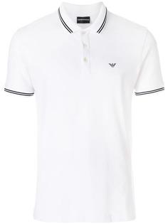 short sleeve polo shirt Emporio Armani
