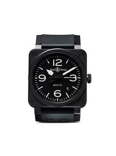 часы 'BR 03-92 Black Matte' 42 мм Bell & Ross
