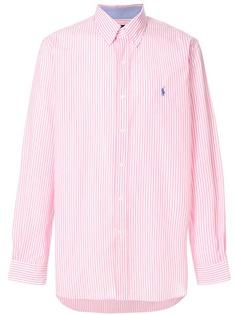 рубашка в полоску Polo Ralph Lauren