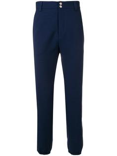 прямые спортивные брюки Kenzo