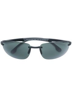 очки в прямоугольной оправе Carrera