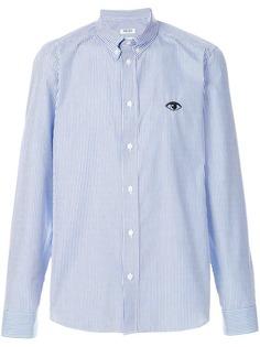 рубашка 'Eye' на пуговицах Kenzo