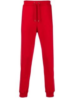 зауженные спортивные брюки Versace