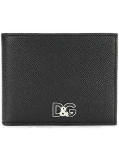 кошелек в два сложения Dolce & Gabbana