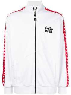 спортивная куртка 'X Diadora' MSGM