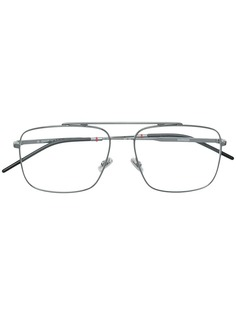 большие очки-авиаторы Dior Eyewear