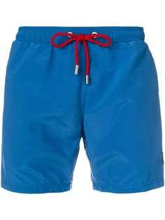 плавательные шорты с контрастным шнурком Paul & Shark