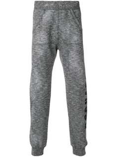 спортивные брюки с логотипом Dsquared2