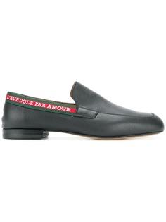 лоферы 'L'Aveugle Par Amour' Gucci