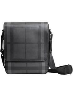 сумка через плечо в клетку Burberry