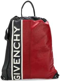 рюкзак дизайна колор-блок с логотипом Givenchy