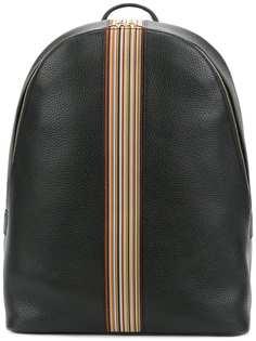 фирменный рюкзак с полоской Paul Smith