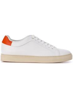 классические кроссовки на шнуровке Paul Smith