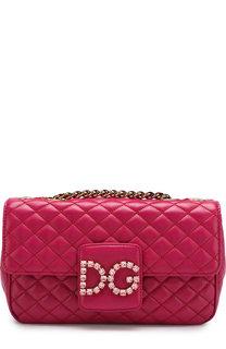 Сумка Millennials из стеганой кожи Dolce & Gabbana