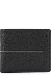 Кожаное портмоне с отделениями для кредитных карт и монет Tod's