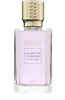 Парфюмерная вода Collection Signature Limited Edition Ex Nihilo