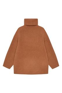 Бежевый свитер в рубчик Acne Studios