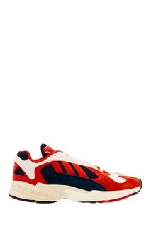 Разноцветные кроссовки YUNG-1 Adidas
