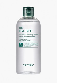 Мицеллярная вода Tony Moly THE TEA TREE, 300 мл