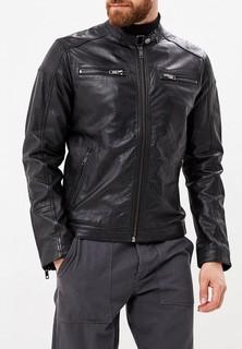 Куртка кожаная Urban Fashion for Men PA302W8/1