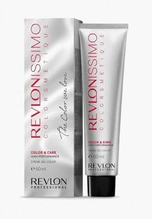 Краска для волос Revlon Professional REVLONISSIMO для окрашивания 7.3 блондин золотистый 60 мл