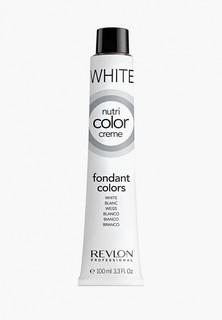 Краска для волос Revlon Professional NUTRI COLOR для тонирования 1000 бесцветный 100 мл