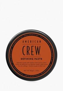 Паста для укладки American Crew волос, средней фиксации AMERICAN CREW defining paste 85 г
