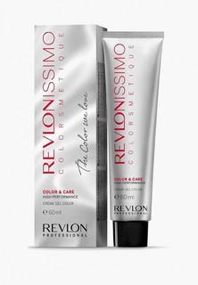 Краска для волос Revlon Professional тон 4.65, коричневый, красно-махагоновый, 60 мл