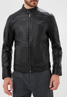 Куртка кожаная Urban Fashion for Men PH131W8