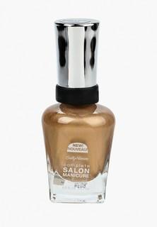 Лак для ногтей Sally Hansen Salon Manicure Keratin тон fool`s gold