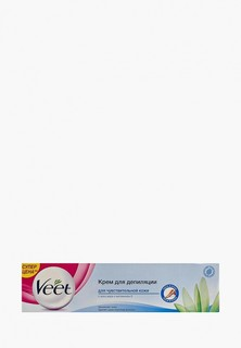 Крем для депиляции Veet для чувствительной кожи, 200 мл
