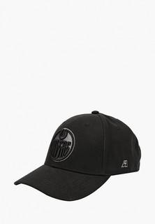 Бейсболка Atributika & Club™ NHL Edmonton Oilers