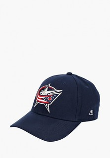 Бейсболка Atributika & Club™ NHL Columbus Blue Jackets