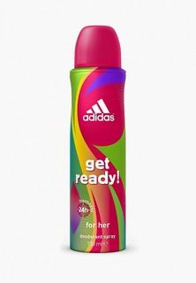 Дезодорант adidas Get Ready, 150 мл