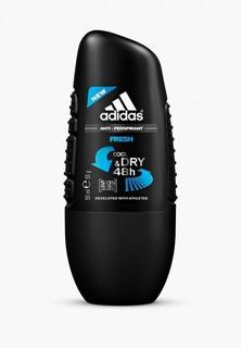 Дезодорант adidas Anti-perspirant Roll-ons Male, 50 мл c&d fresh