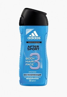 Гель для душа adidas Shower Gel Male, 250 мл after sport
