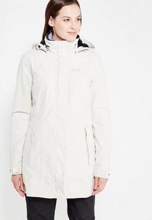 Куртка утепленная Jack Wolfskin MADISON AVENUE COAT