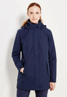 Куртка утепленная Jack Wolfskin MADISON AVENUE COAT