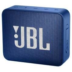 Беспроводная акустика JBL Go 2 Navy (JBLGO2NAVY)