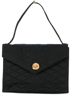 стеганая вечерняя сумка Chanel Vintage