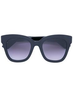 солнцезащитные очки с утолщенной квадратной оправой Gucci Eyewear