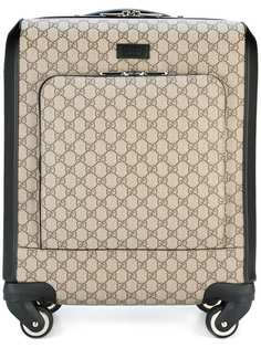 чемодан на колесиках 'GG Supreme' Gucci