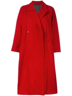 пальто свободного кроя Y's Y's By Yohji Yamamoto Vintage