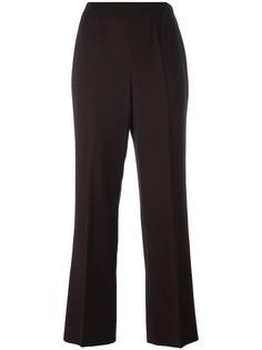 укороченные костюмные брюки Chanel Vintage